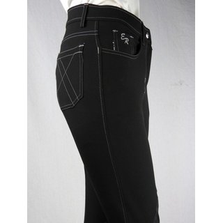 Zohra Grip 80 Reithose Five-Pocket black Easy Rider