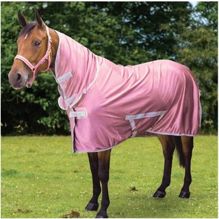 BUCAS Freedom Fly Sheet Full Neck silver 135