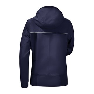 Cavallo Damen Funktionsblouson Karo navy