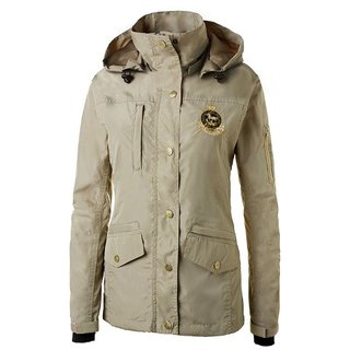 Chaterley L beige Funktions-Reitjacke Mountain Horse